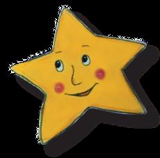 Sterne strahlen überall
